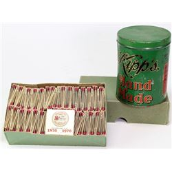 Collection of 2 includes full box 1976 Deadwood