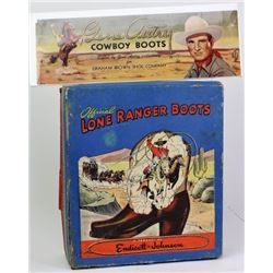 Collection of 2 includes original Lone Ranger