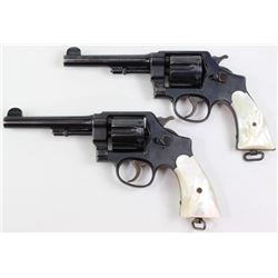 Collection of 2 S&W US Army model 1917