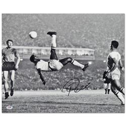 Scissor Kick (Pele - black/white) by Pele