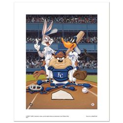 At the Plate (Royals) by Looney Tunes