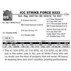ICC STRIKE FORCE 8323