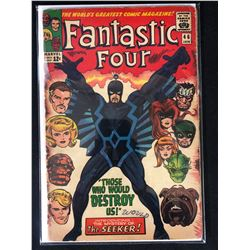 FANTASTIC FOUR NO. 46 MARVEL COMICS