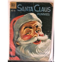 SANTA CLAUS FUNNIES NO. 958 (DELL COMICS)
