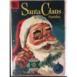 SANTA CLAUS FUNNIES NO. 756 (DELL COMICS)