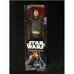 NEW IN BOX DISNEY STAR WARS CAPTAIN CASSIAN ACTION FIGURE