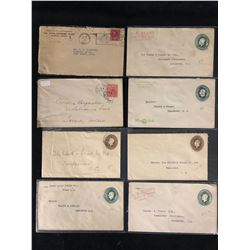 CANADIAN FIRST DAY COVERS LOT