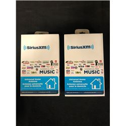2 SERIUS XM HOME ENTENNA LOT (NEW)
