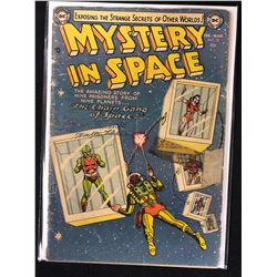 MYSTERY IN SPACE #18 (DC COMICS)