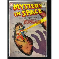 MYSTERY IN SPACE #57 (DC COMICS)