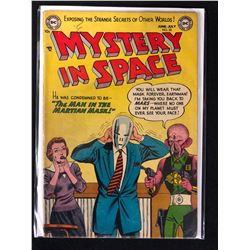 MYSTERY IN SPACE #20 (DC COMICS)