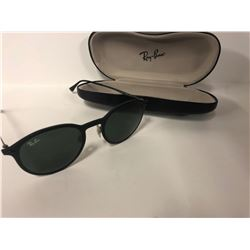 AUTHENTIC RAY BAN SUNGLASSES WITH CASE ( MADE IN ITALY)