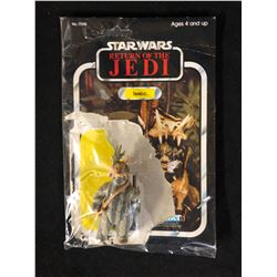 "STAR WARS RETURN OF THE JEDI ""TEEBO"" ACTION FIGURE"