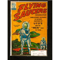1967 FLYING SAUCERS COMIC BOOK
