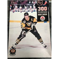 SEALED MARIO LEMIEUX 300 PC PUZZLE