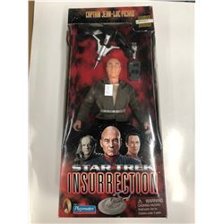 STAR TREK INSURRECTION CAPTAIN JEAN-LUC PICARD FIGURE