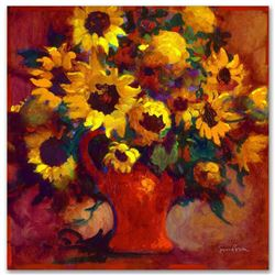 Sunflowers by Bull, Simon