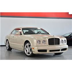 2009 Porcelain Bentley Brooklands Coupe