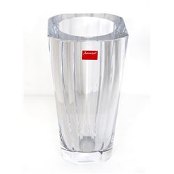 Baccarat, Diane 250, Crystal Vase in Box with Documentation