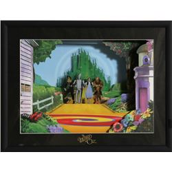 Wizard of Oz - Yellow Brick Road, Animated Animation Collectors Box