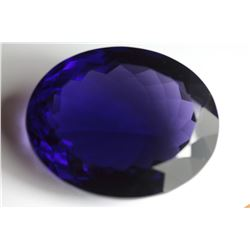 Natural PurpleAmethyst 201 carats - VVS