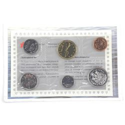 Canada 1992 Uncirculated Coin Set.