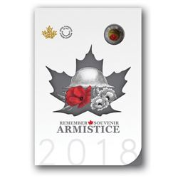 RCM 2018 ARMISTICE Coin Set w/Special Issue Coins