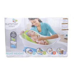 Summer infant - Right Height (WM) Bath Center (ER)