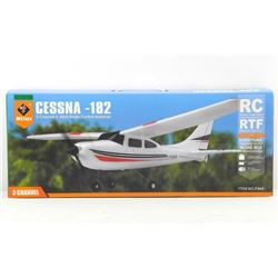 Cessna 2 Channel 2.4 GHZ Radio Control Plane.