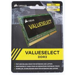 CORSAIR Valueselect DDR3 - 4GB 1333 MHZ (CP)