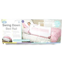 "REGALOξ Swing Down Bedrail 43"" L x 20"" H (WM)"