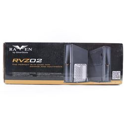 RAVEN - RVZ-02. Slimcase For Gaming and Multi Medi