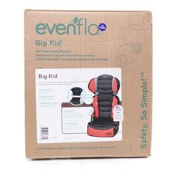 Evenflo - BIG KID Booster 2 Seats in 1 (IR) 40-110