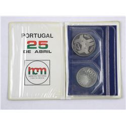 Portugal Silver Coins