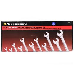 GEARWRENCHξ44pc (OGE) Metric Master Combination W