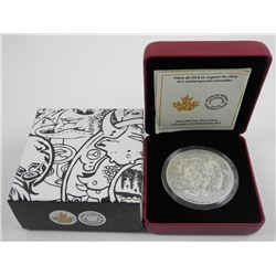 2014 RCM $30.00 .999 Fine Silver Coin 'Canadian Co