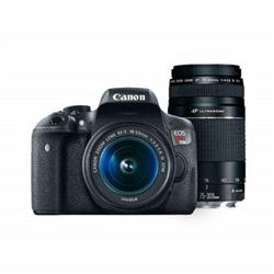 Canon EOS Rebel T6 Digital SLR Camera Kit with EF-