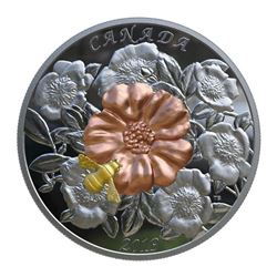 2019.9999 Fine Silver Coin 'Bee and Flower' SOLD O