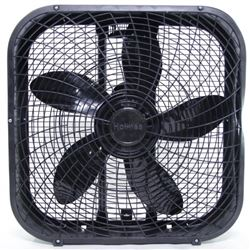 "Holmes - 20"" Whole Room Fan, Case - Damage AS ISå"