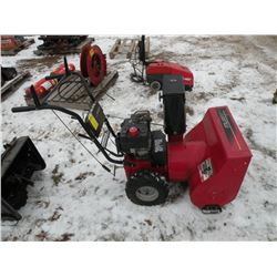 "Murray 5hp 24"" snowblower"