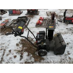 Snotek 2 stage snowblower