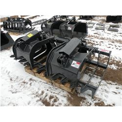 Stout XHD84 brush grapple -New