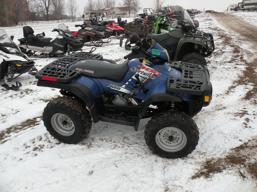 2004 Polaris Sportsman 400 Sn