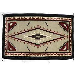 Large Mexican Textile Rug