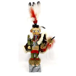Steinbach Chief Black Hawk Nutcracker