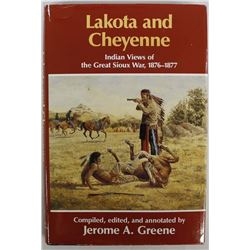 Lakota and Cheyenne by Jerome A. Greene, Book
