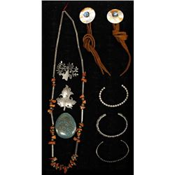 Jewelry Collectibles, Some Native American