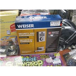 WEISER - SMARTKEY LOCK & LEVER COMBO PACK
