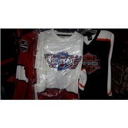 HARLEY DAVIDSON AND OTHER JERSEYS