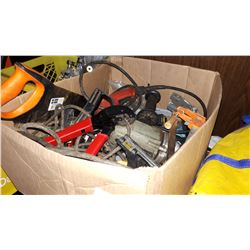 LARGE BOX OF TOOLS